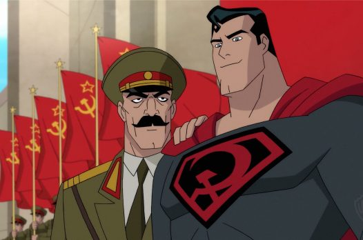 Мультфильм «Красный сын»: Письмо товарищу Супермену