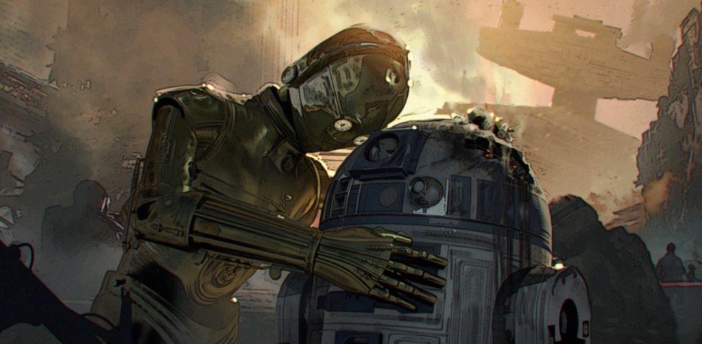 Об альтернативном сценарии девятого эпизода «Звездных войн» 35
