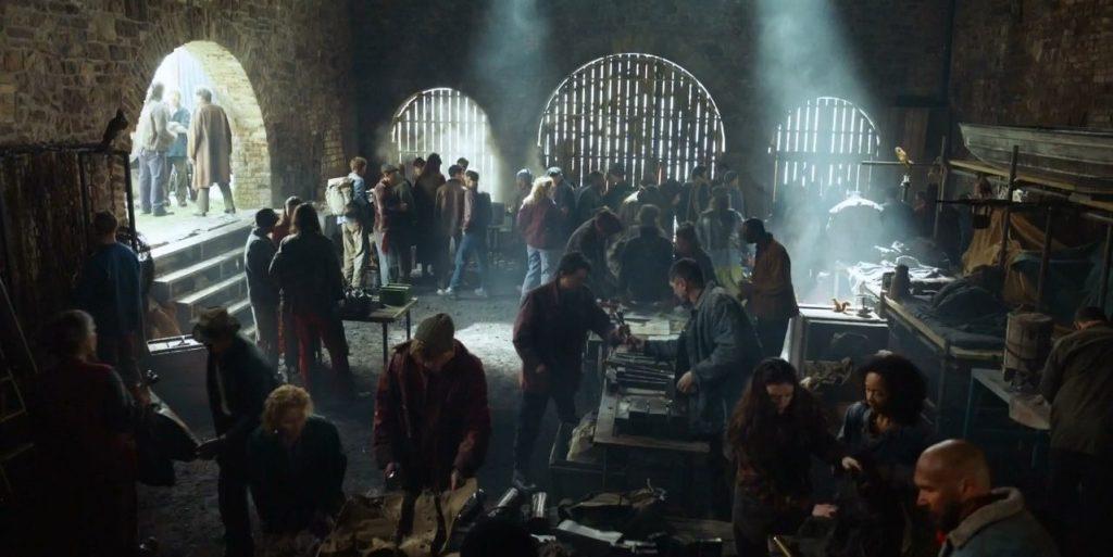 «Тёмные начала»: сравниваем книгу, фильм и сериал 28