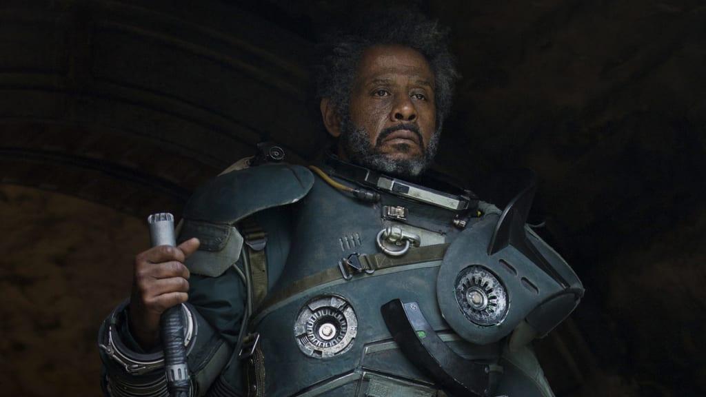 Star Wars Underworld: неснятый криминальный триллер по «Звёздным войнам» 4