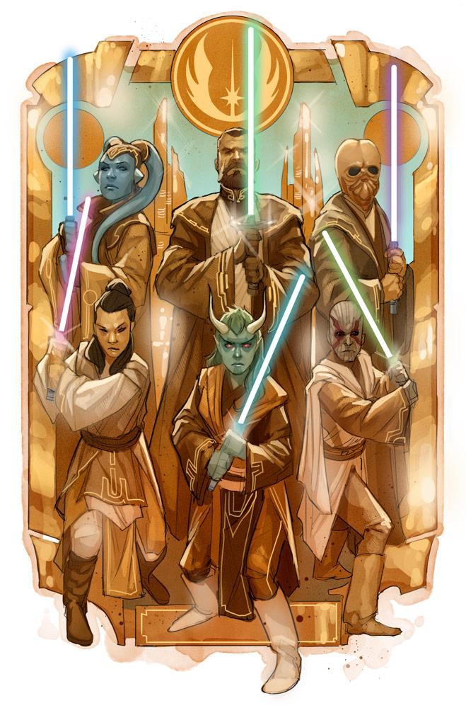 Lucasfilm раскрыл детали Project Luminous — издательского проекта по«Звёздным войнам» 1