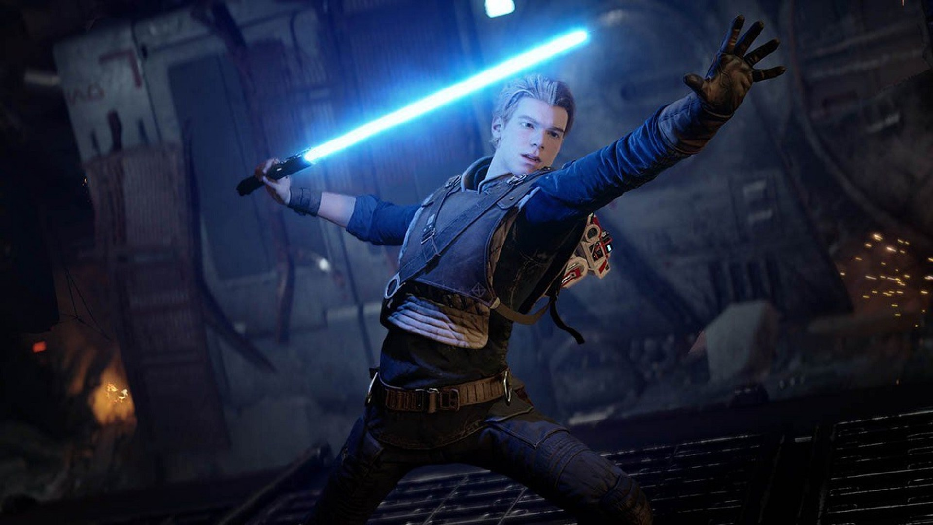 Концепт-арты Star Wars Jedi: Fallen Order: от Второй сестры до дроида BD-1