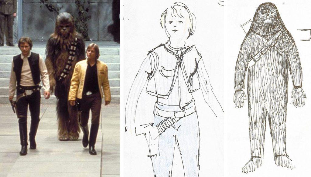 Фантастические костюмы, которые получили «Оскар» 51