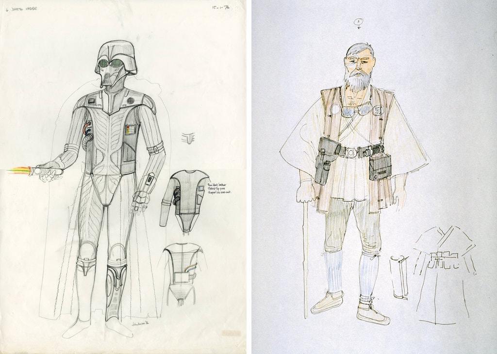 Фантастические костюмы, которые получили «Оскар» 52