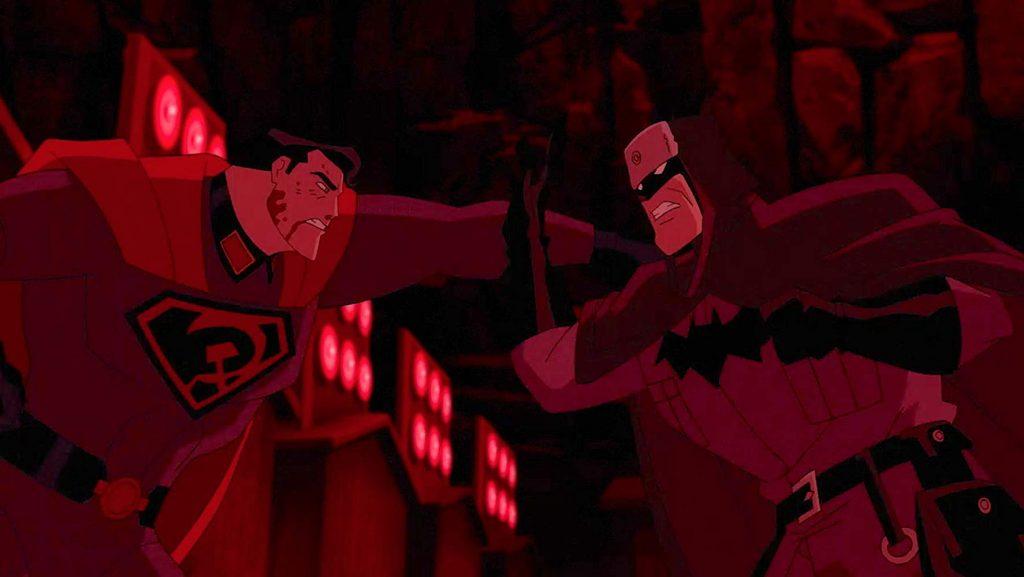 Мультфильм «Красный сын»: Письмо товарищу Супермену 1