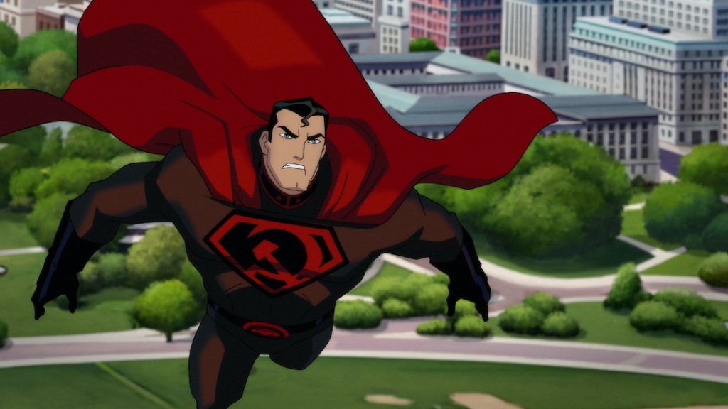 Мультфильм «Красный сын»: Письмо товарищу Супермену 3