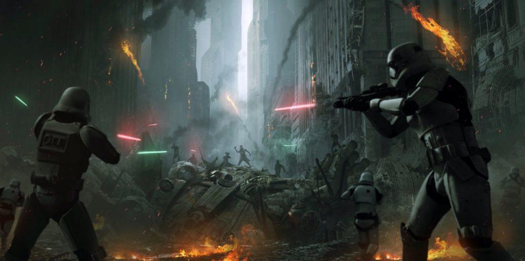 Об альтернативном сценарии девятого эпизода «Звездных войн» 46