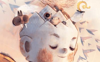 Что почитать с детьми: трогательная притча, атлас вымышленных миров и мистическая история о дружбе