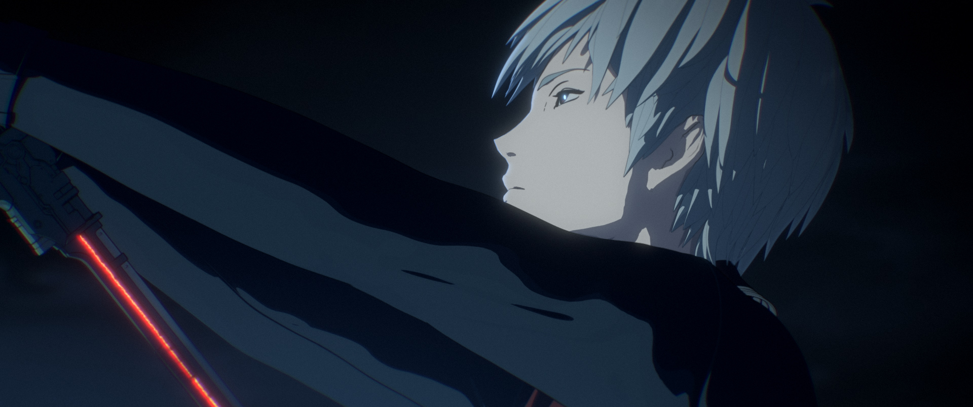 Эксклюзив: отрывок полнометражного аниме Human Lost 1
