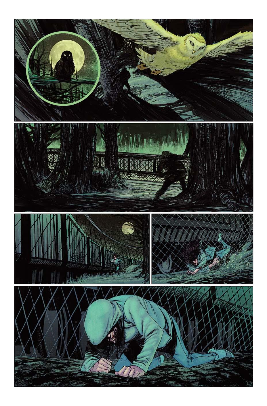 Vault Comics выпустит комикс поVampire: The Masquerade 1