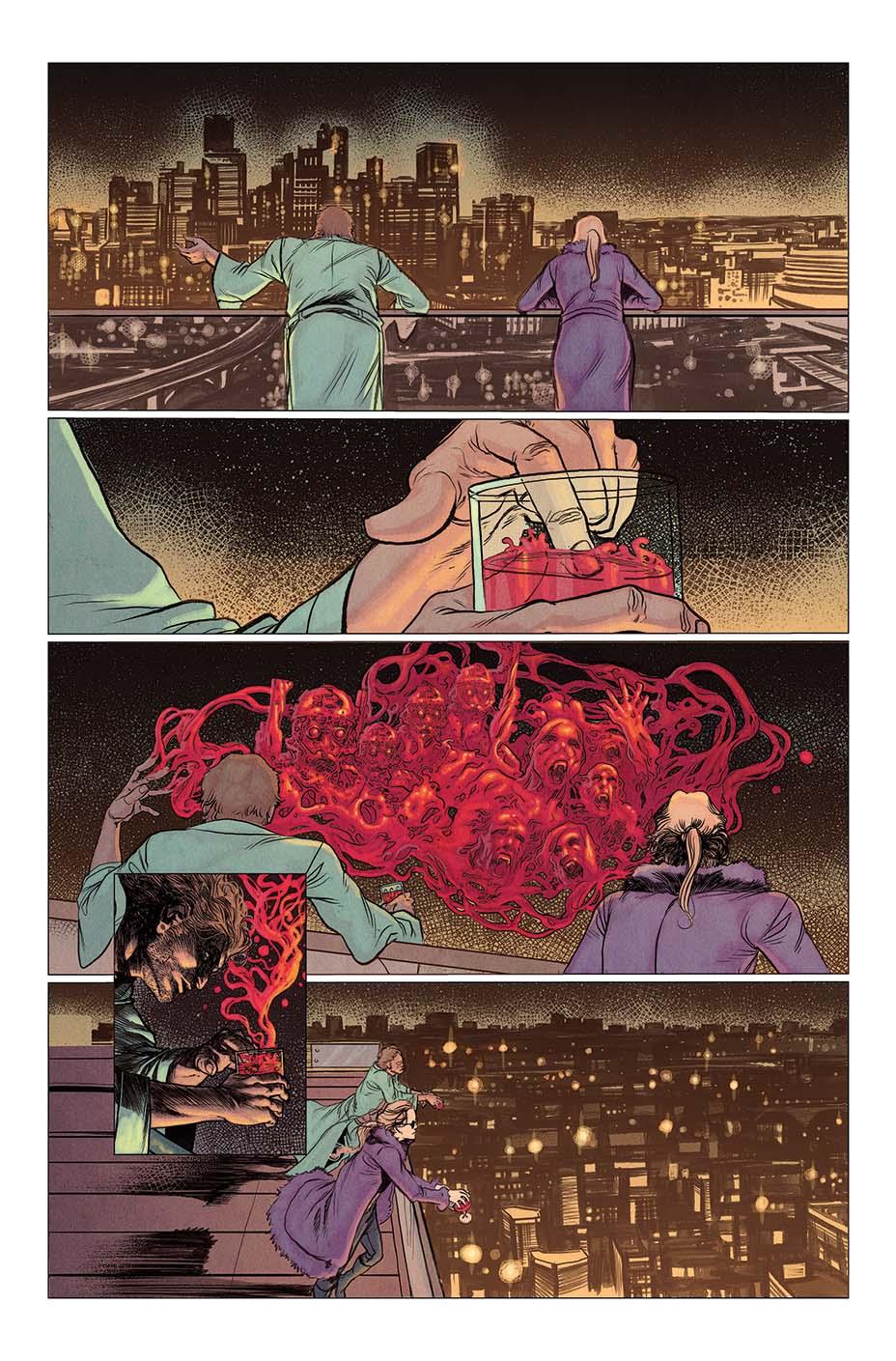 Vault Comics выпустит комикс поVampire: The Masquerade 4