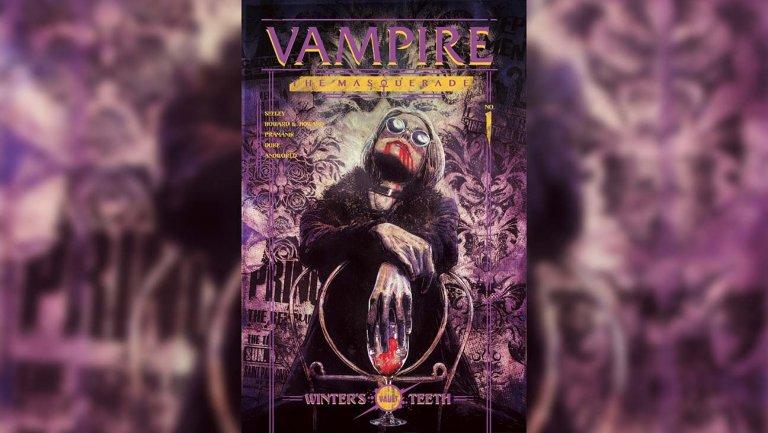 Vault Comics выпустит комикс поVampire: The Masquerade