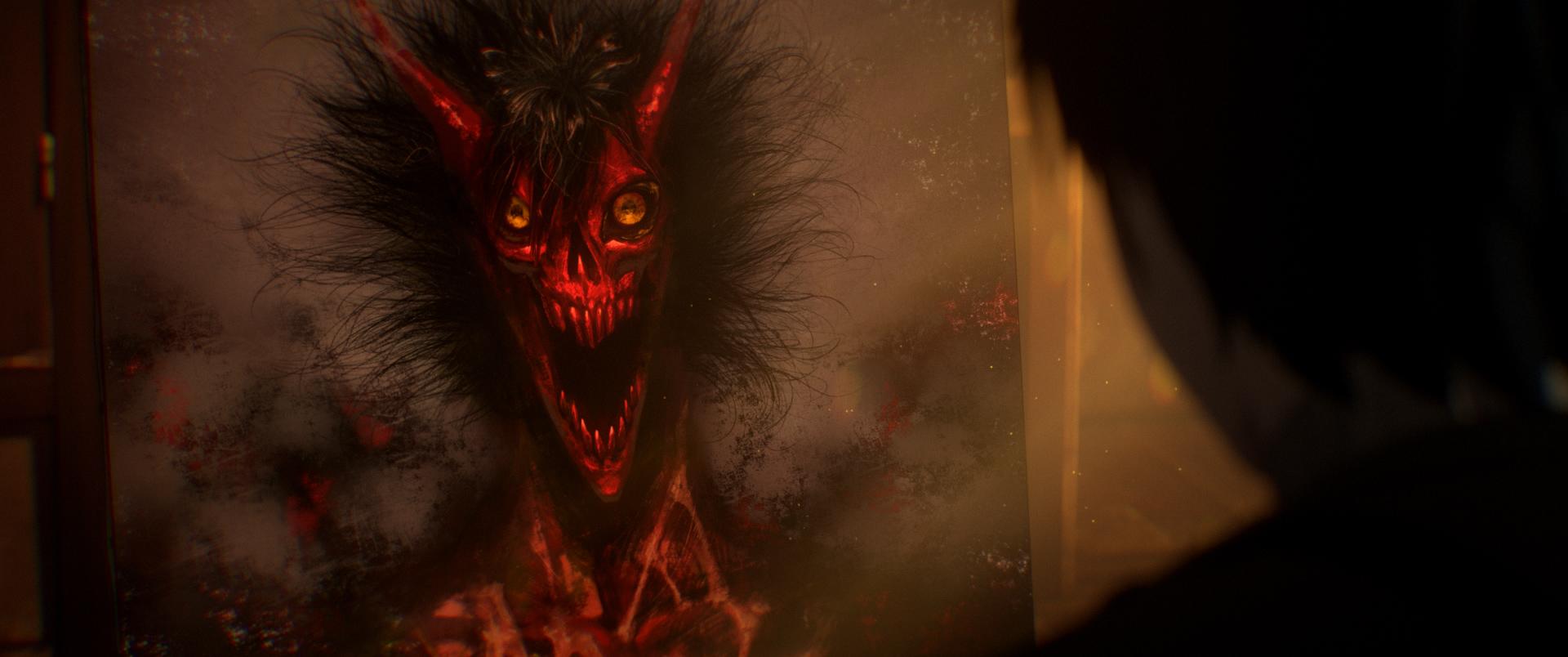 Эксклюзив: отрывок полнометражного аниме Human Lost 5