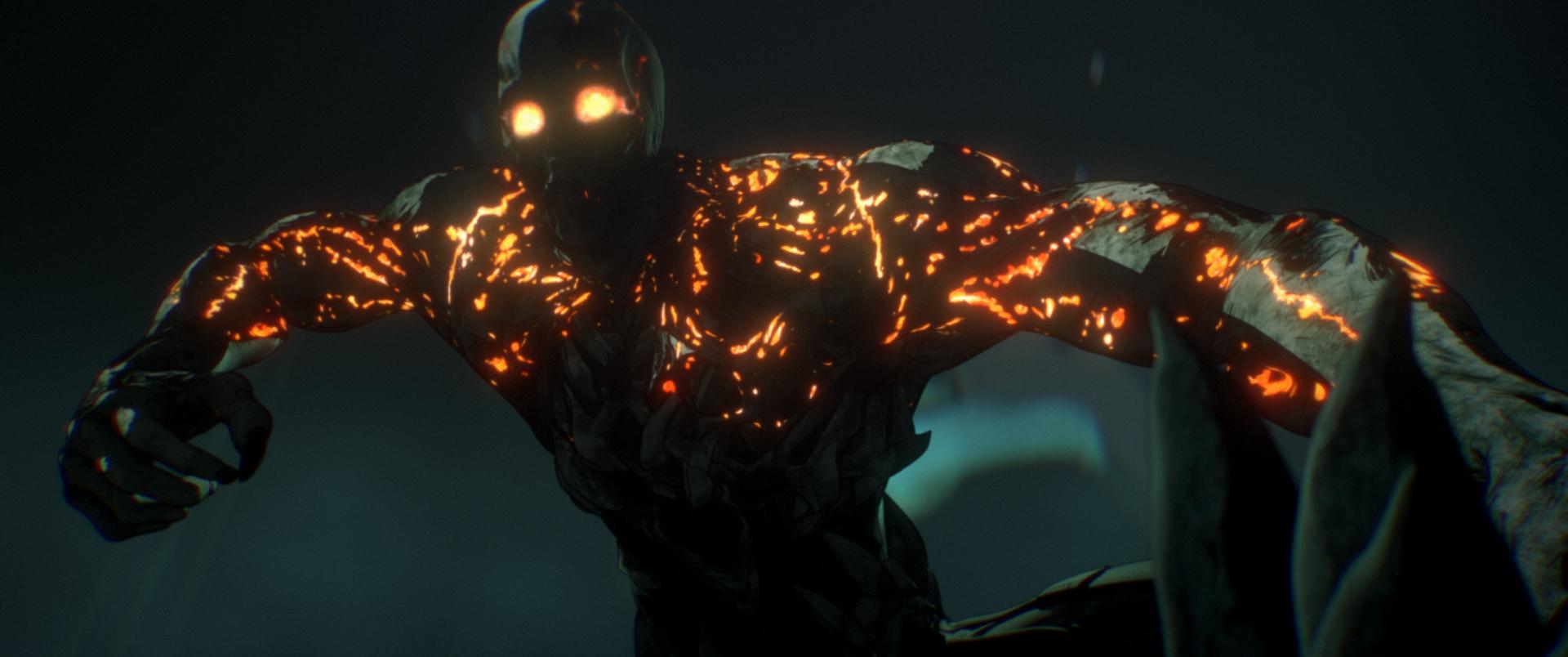 Эксклюзив: отрывок полнометражного аниме Human Lost 8