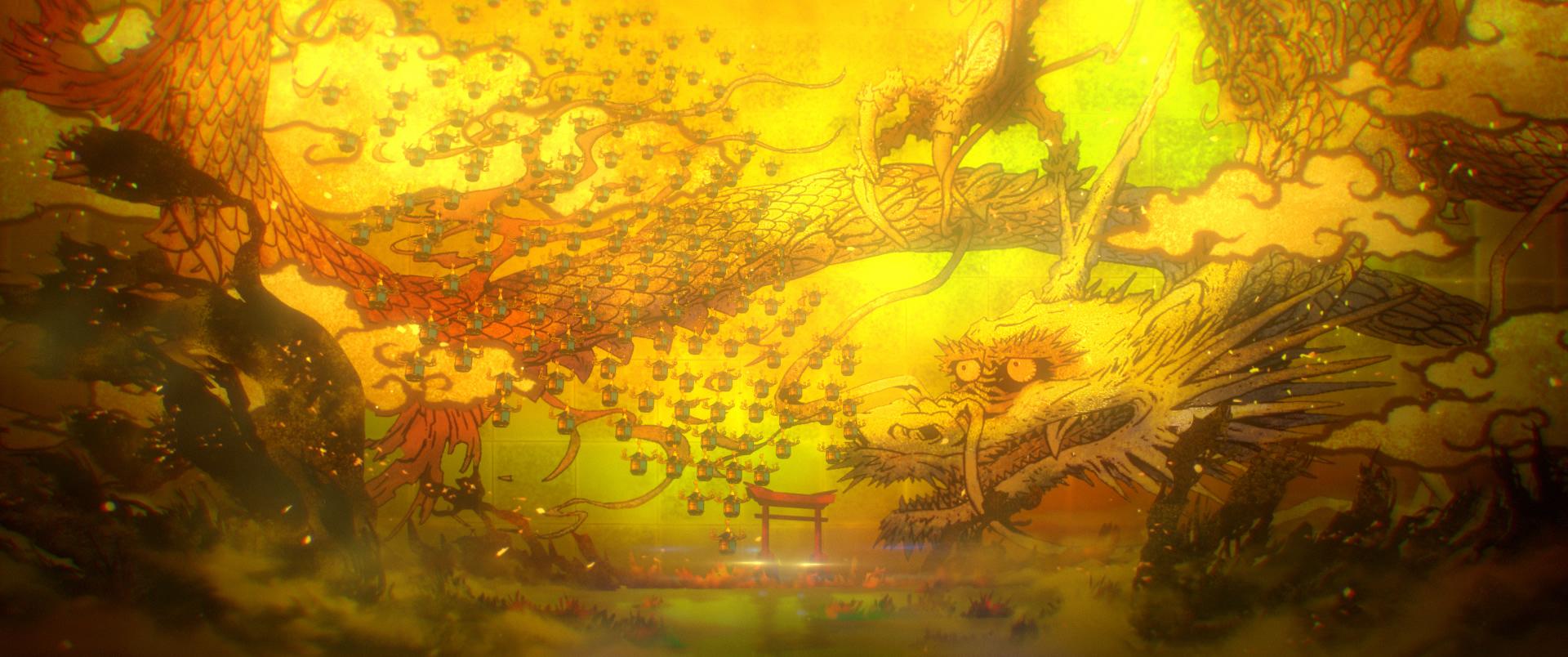 Эксклюзив: отрывок полнометражного аниме Human Lost 9