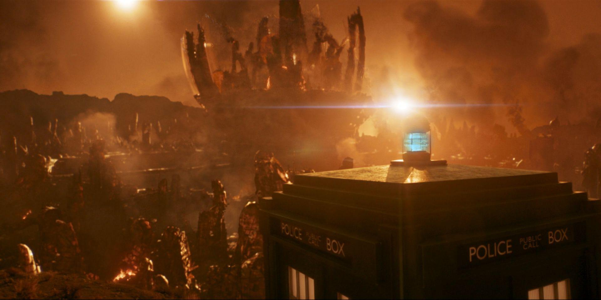Кто теперь Доктор Кто? Правда ли финал 12 сезона обрушил канон сериала 12