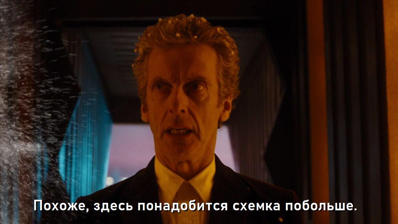 Кто теперь Доктор Кто? Правда ли финал 12 сезона обрушил канон сериала 16