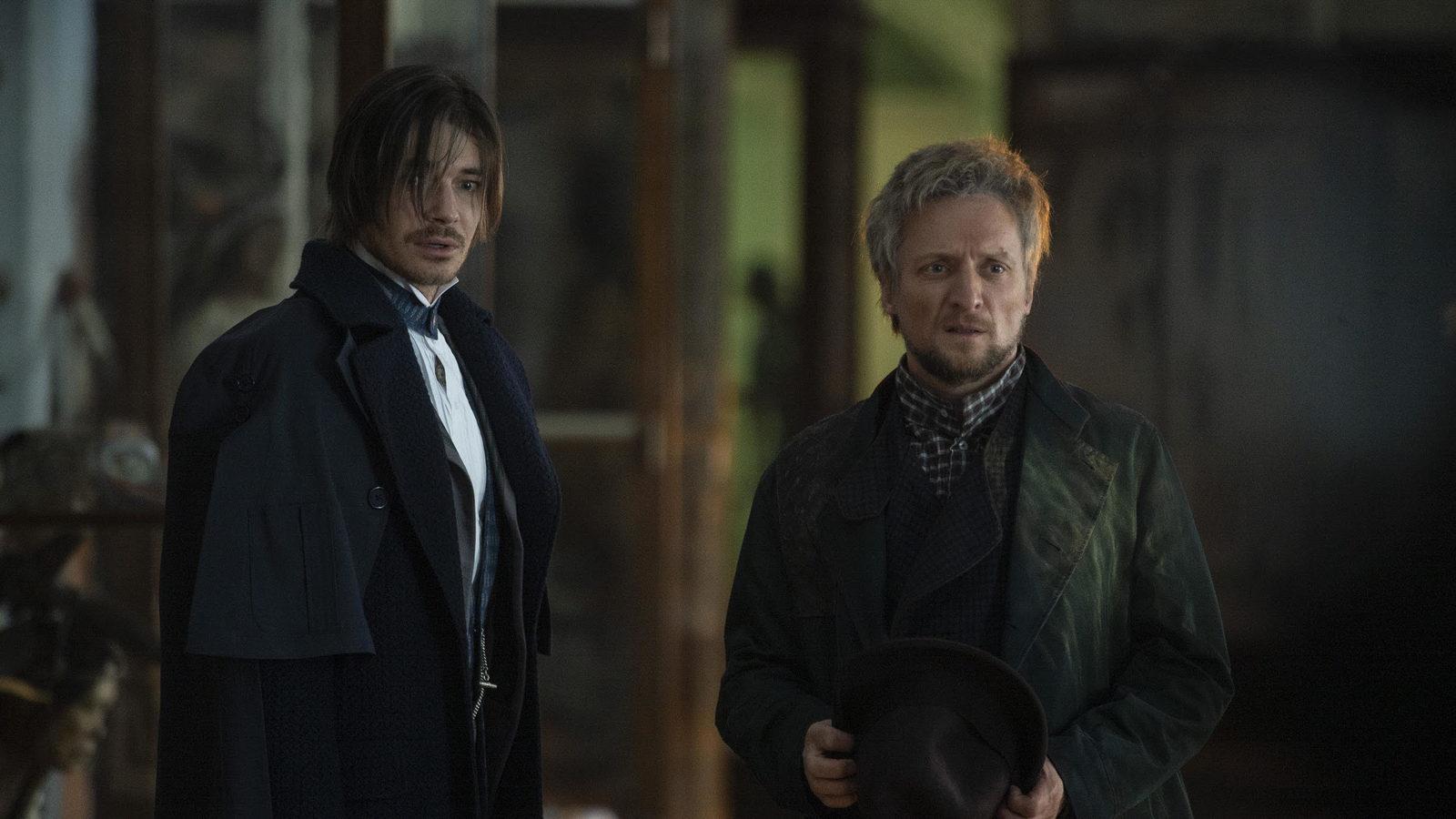 Осенью 2020 года в сервисе START выйдет сериал «Шерлок в России»