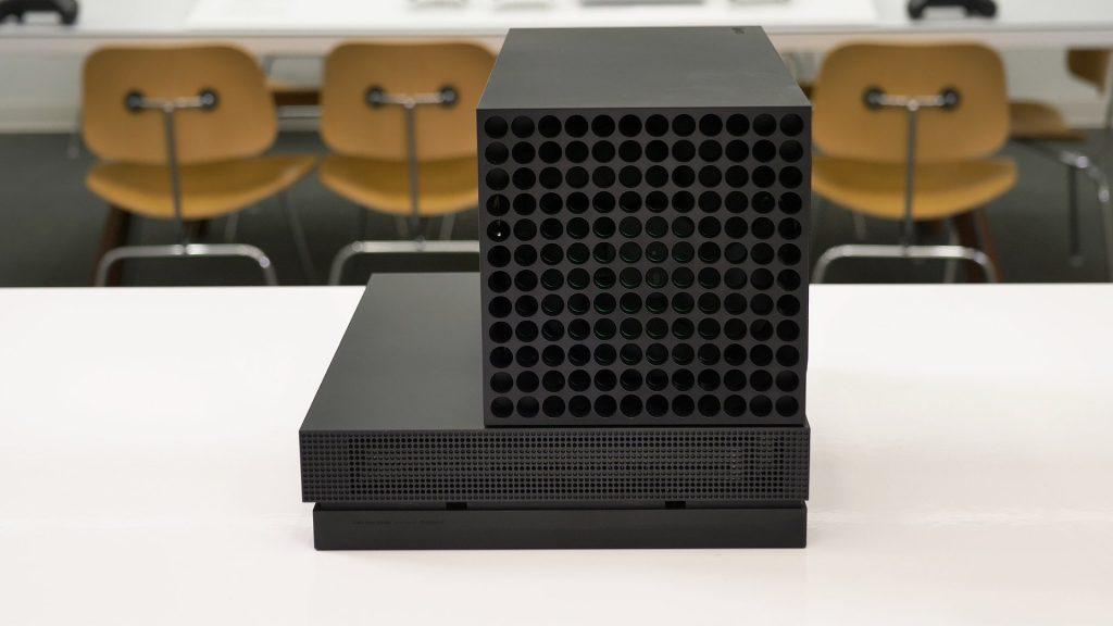 Microsoft показала Xbox Series X вдействии ираскрыла новые детали консоли 2