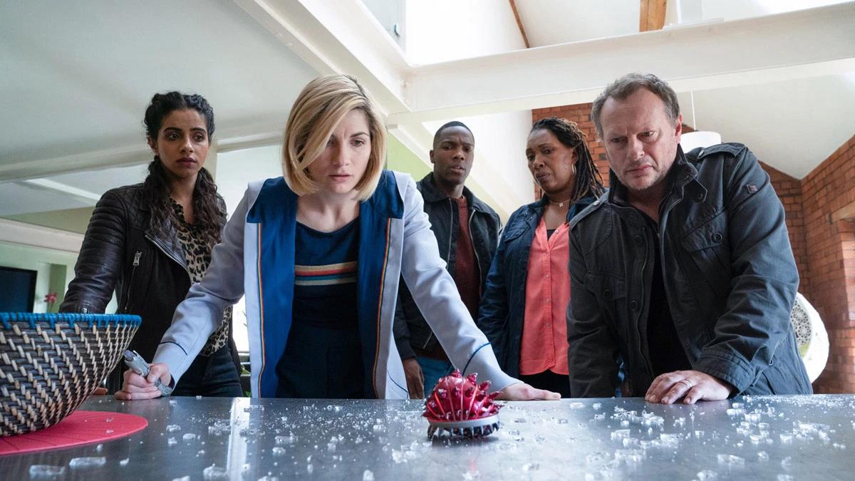 «Доктор Кто», 12 сезон: эталонное «внезапно» и старые знакомые 4