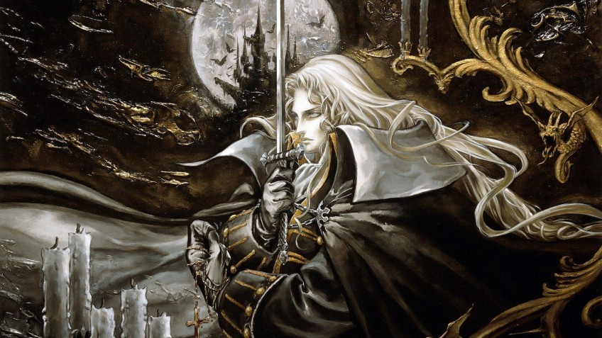 Культовая Castlevania: Symphony of the Night вышла на iOS и Android