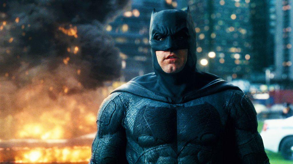 Бен Аффлек: «Сыграть Бэтмена