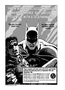 DC показала альтернативные кадры комикса «Бэтмен: Смерть в семье» — здесь Робин выжил 1