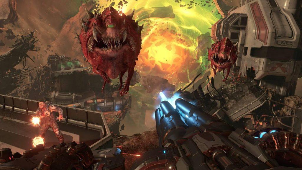 Во что поиграть в марте 2020? В Nioh 2, DOOM Eternal и Half-Life: Alyx! 3