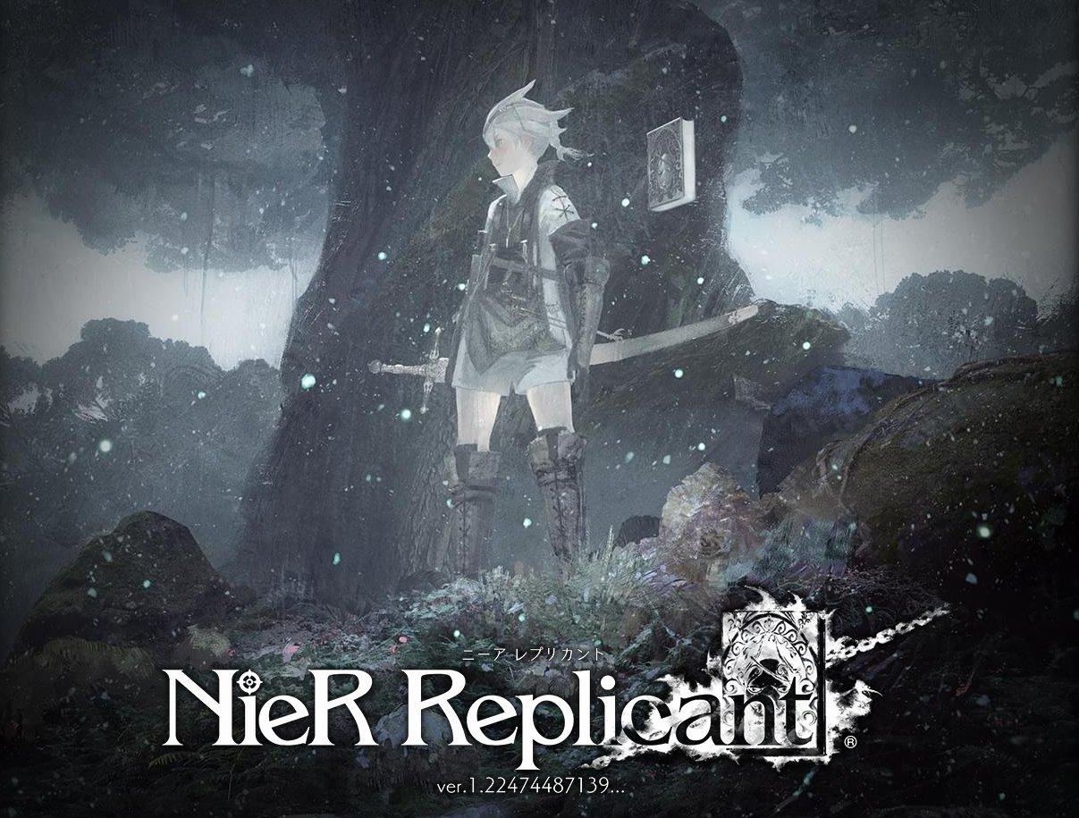 Анонсирован ремастер оригинальной NieR —виздании Replicant