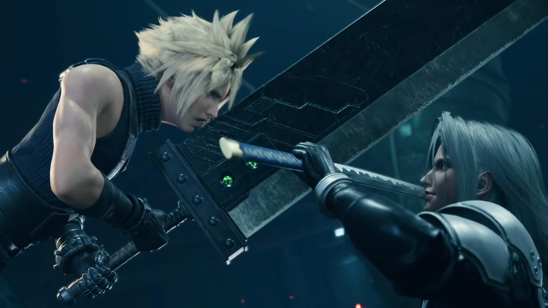 В PS Store вышла демоверсия Final Fantasy VII