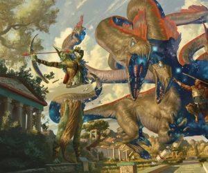 Сатиры, боги и мифы Древней Греции: какой будет новая книга Dungeons & Dragons?
