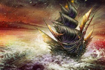 Наталия Осояну «Звёздный огонь»: морское фэнтези со множеством отсылок