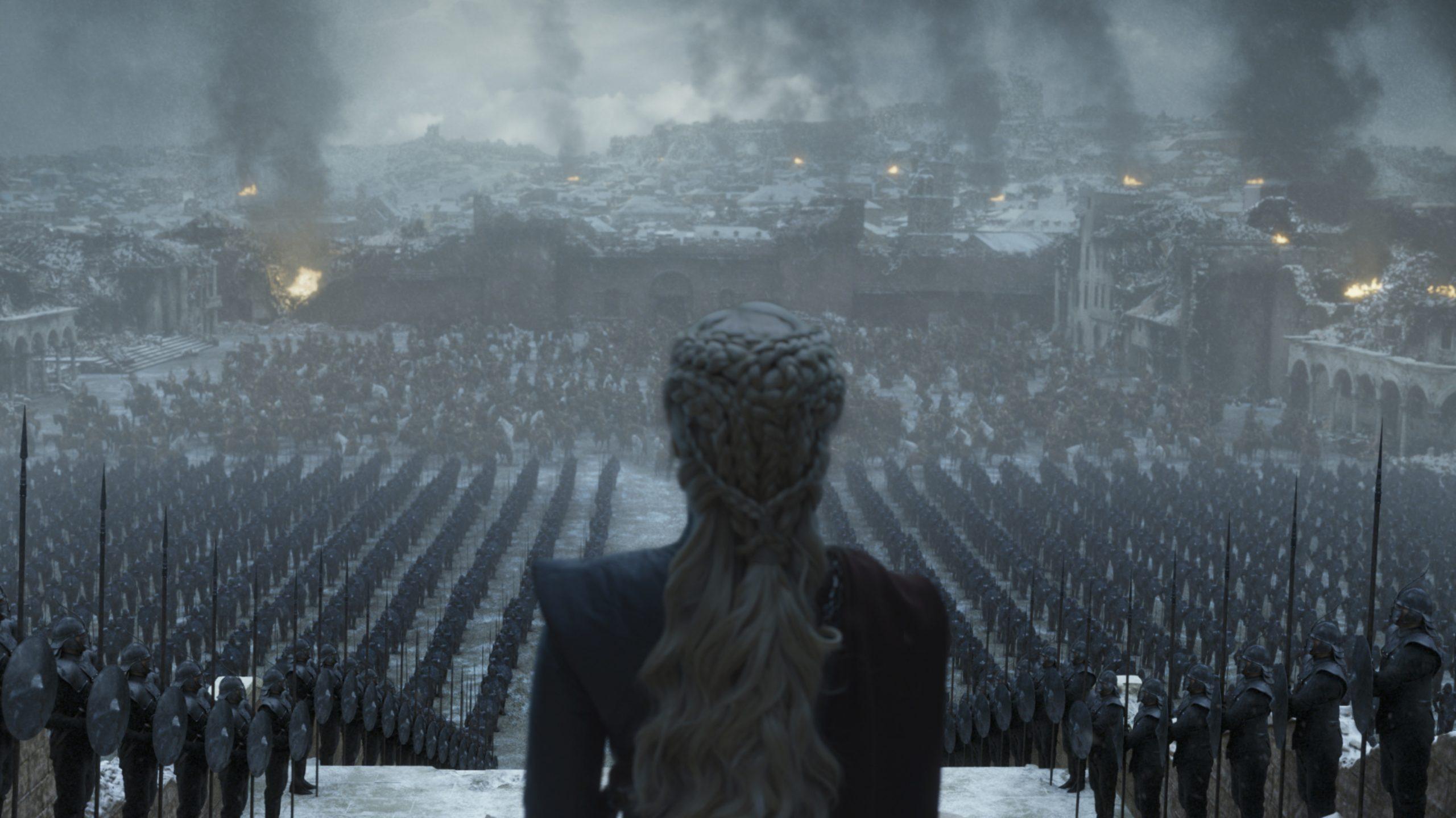 Эмилия Кларк недовольна судьбой Дейенерис Таргариен вфинале «Игры престолов»