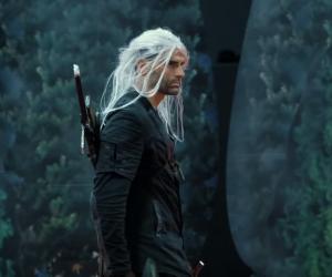 Каскадеры сняли пару боевых сцен по мотивам «Ведьмака»