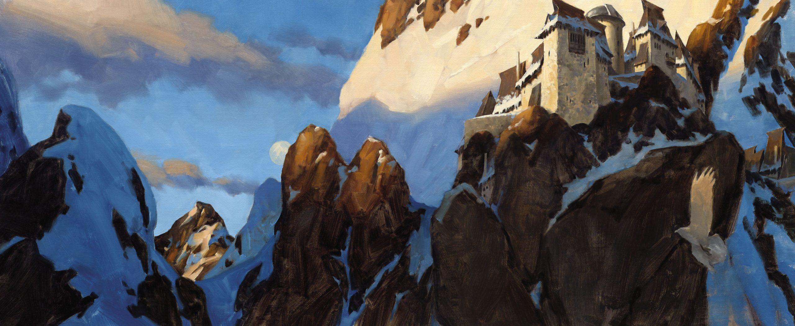 «Дневник Уэса»: отрывок изиллюстрированного романа «В ледяном плену» Грегори Манчесса