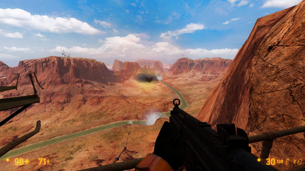 Обзор Black Mesa. Не только для бумеров 8