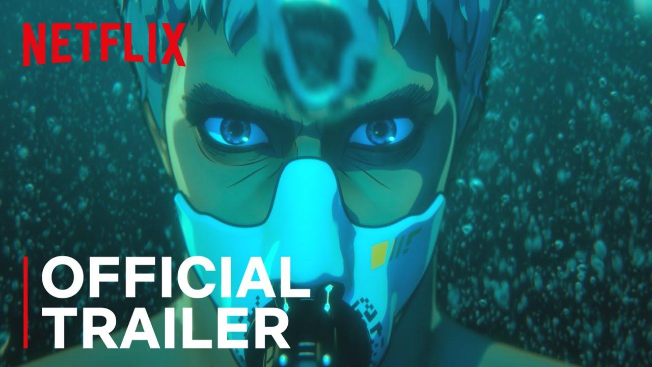 Первый трейлер Altered Carbon: Resleeved —аниме-фильма от Даи Сато 2