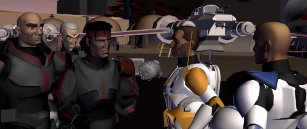 «Войны клонов», рекап 7 сезона. Часть 1: спецназ вступает в бой! 1