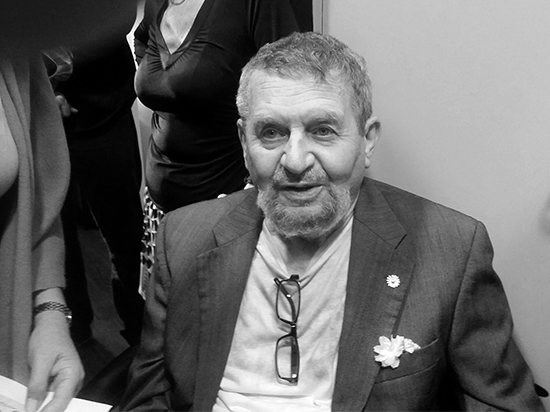 В возрасте 85 лет умер художник-иллюстратор детских книг Михаил Беломлинский