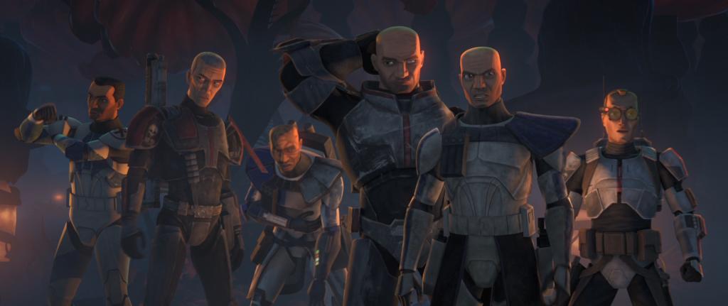 «Войны клонов», рекап 7 сезона. Часть 1: спецназ вступает в бой! 2