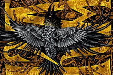 Джон Краули «Ка: Дарр Дубраули в руинах Имра»: мифический поход отважная ворона 2