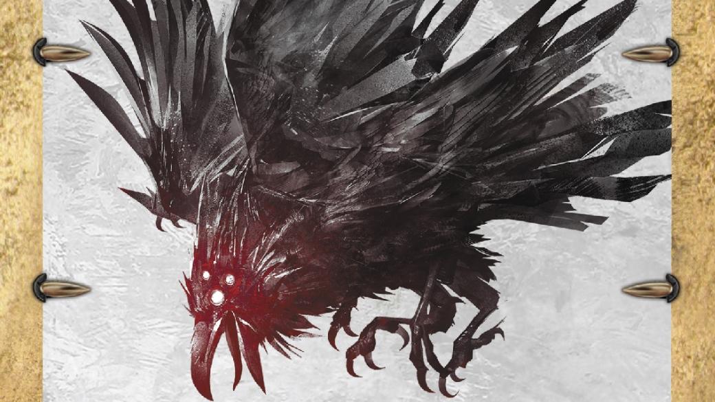 Что почитать: «Знак ворона» Эда Макдональда исборник «Новые страхи»