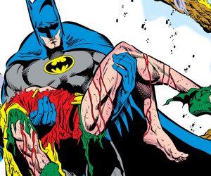 DC показала альтернативные кадры комикса «Бэтмен: Смерть в семье» — здесь Робин выжил