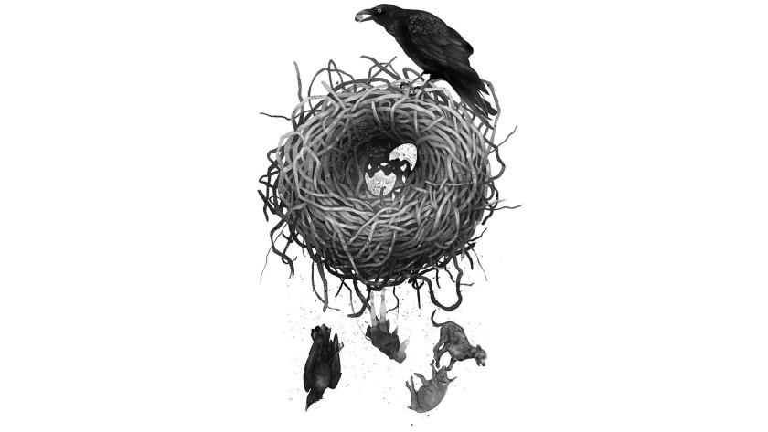 Джон Краули «Ка: Дарр Дубраули в руинах Имра»: мифический поход отважная ворона 1