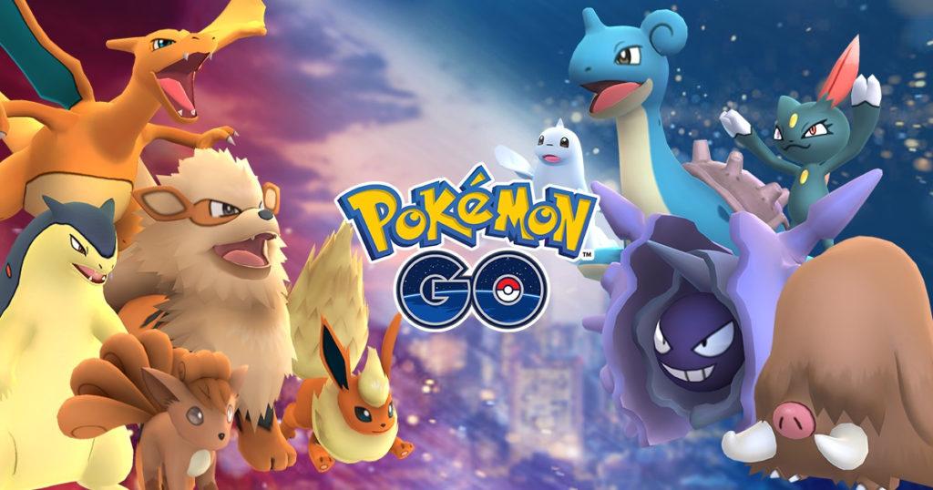Теперь в Pokémon GO из-за коронавируса можно ловить покемонов рядом с домом