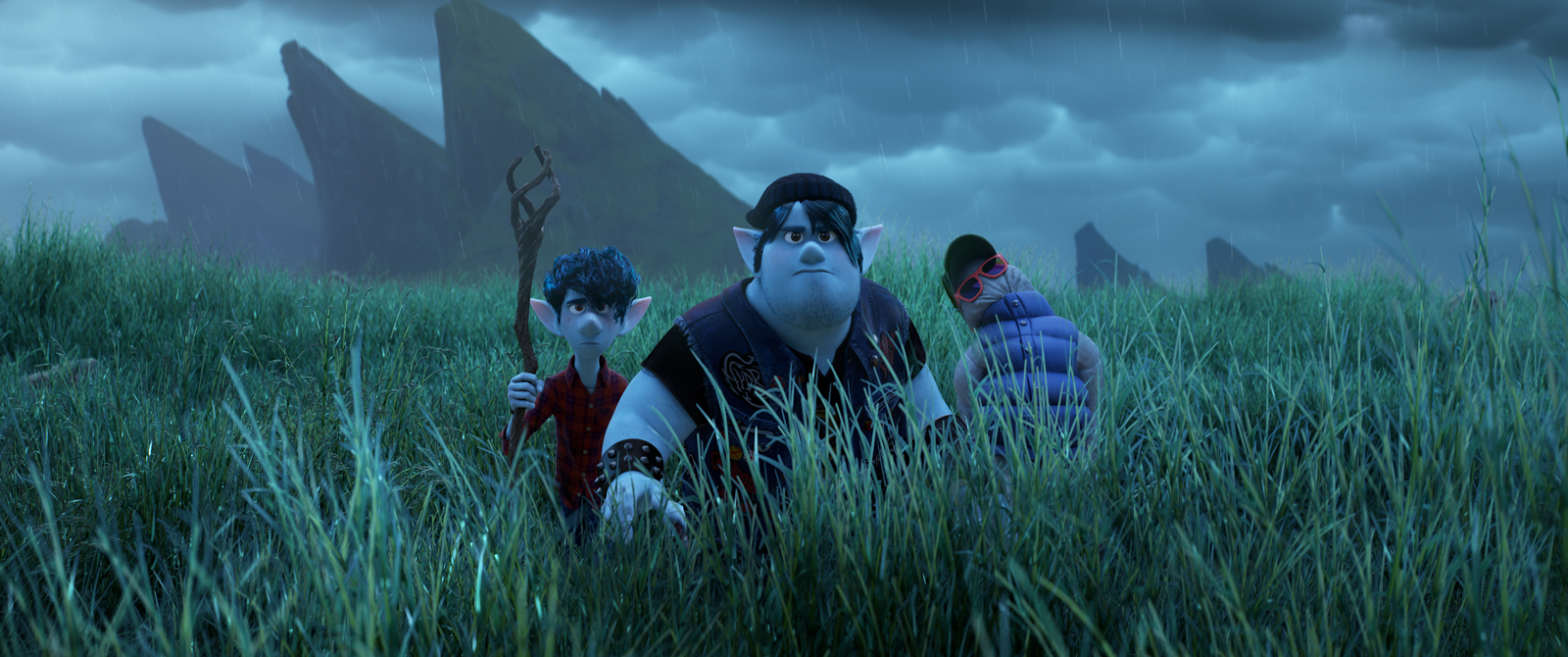 Почему «Вперёд» — лучший фильм по Dungeons & Dragons 5