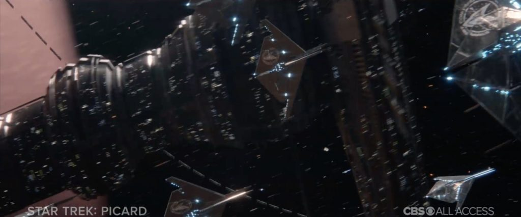 «Звёздный путь: Пикар» возвращает идеализм старой фантастики в циничный мир 6
