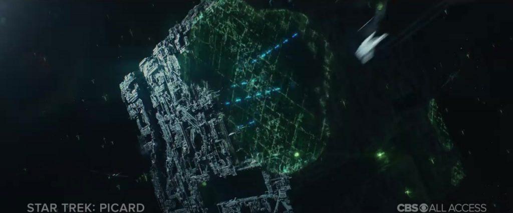 «Звёздный путь: Пикар» возвращает идеализм старой фантастики в циничный мир 1