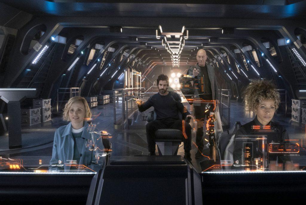 «Звёздный путь: Пикар» возвращает идеализм старой фантастики в циничный мир 4