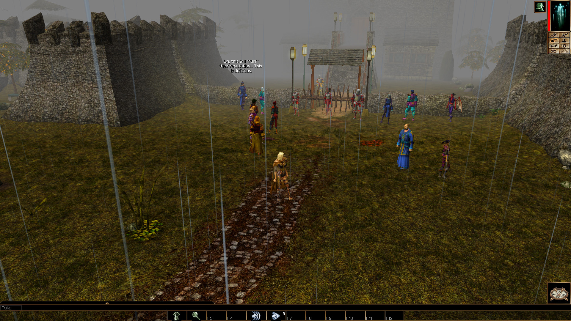 Для Neverwinter Nights EE выйдет сюжетное приключение про дьявольский город 2